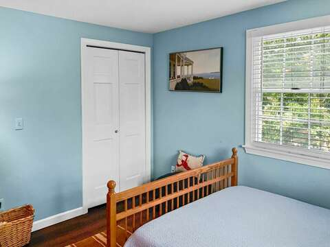 Bedroom 3 with a Double and a twin on the 1st floor - 19 Bob White Lane South Harwich Cape Cod New England Vacation Rentals