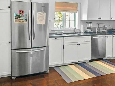 Brand new kitchen. Fully equipped with granite counter tops! - 32 Bearses By Way Chatham Cape Cod New England Vacation Rentals