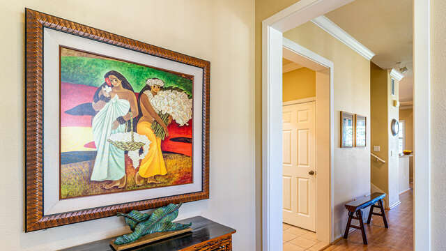 Entry / Foyer of the Home