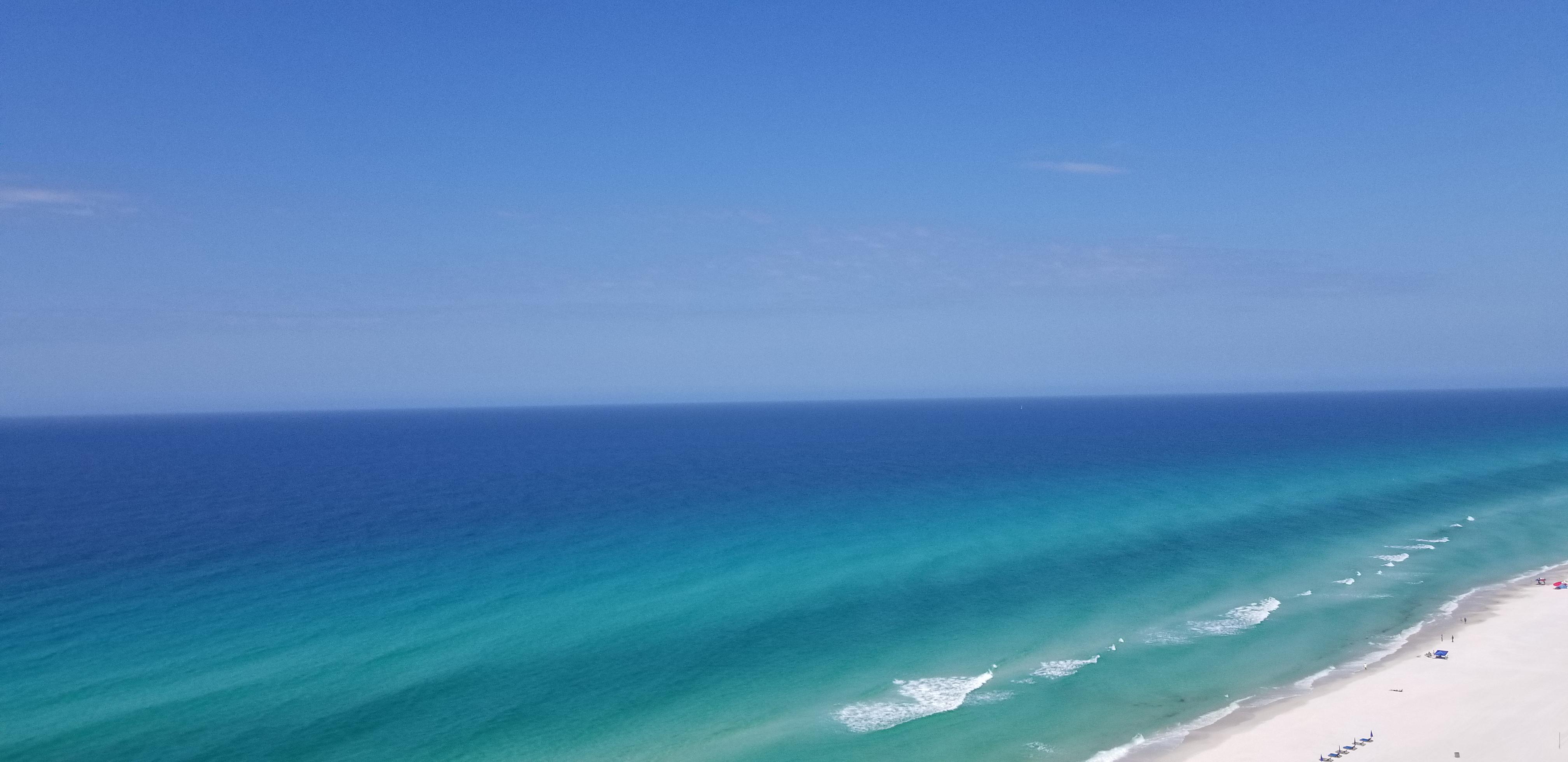 Now, that's a BEACH!