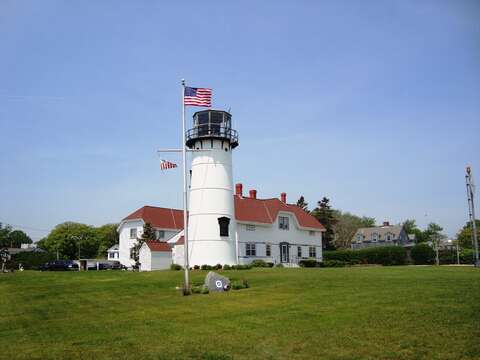Visit the famous CHatham Lighthouse -an easy bike ride away! and even take a tour! Chatham Cape Cod New England Vacation Rentals