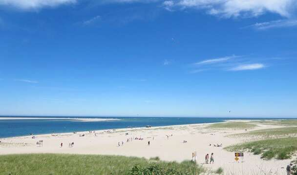 The take a walk on Lighthouse Beach - Chatham Cape Cod New England Vacation Rentals