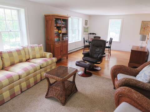 2nd living area - 1789 Main Street Chatham Cape Cod New England Vacation Rentals
