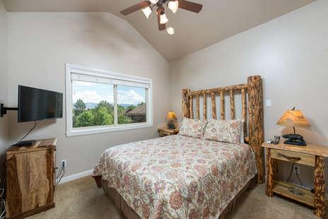 2nd Room/Queen Bed