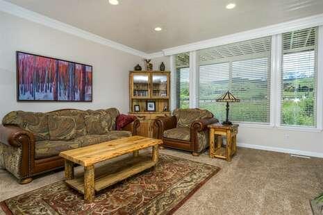 Upper Living Room with Sofa Sleeper