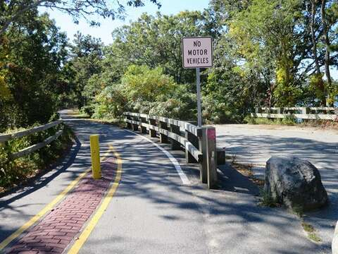 Bike path near by! (approximately 1.5 miles) - Harwich Cape Cod New England Vacation Rentals