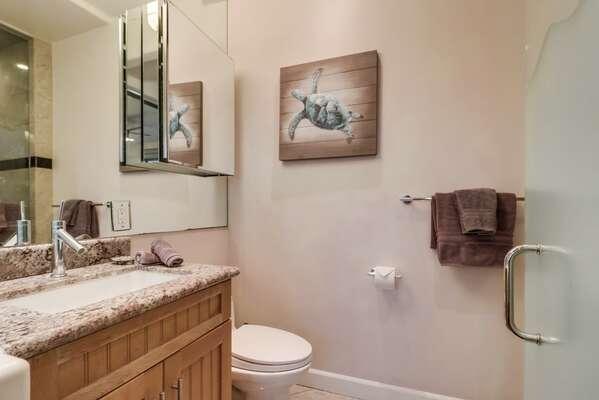 Bedroom 1 En-Suite Bath