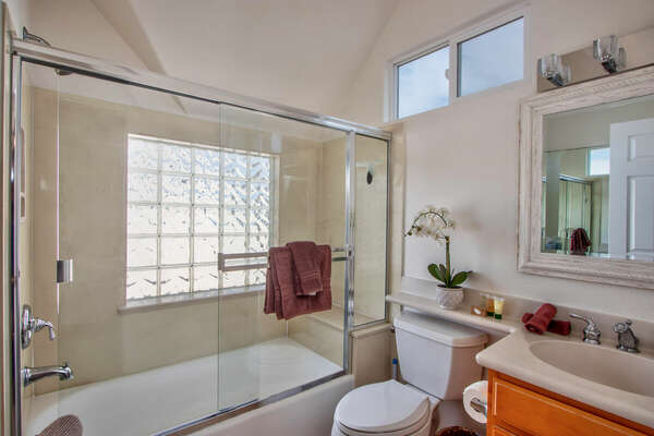 Master En-Suite Bath, Third Floor