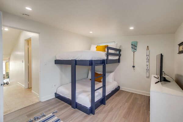 Bunk Room, Full/Full Bunk - Top Level