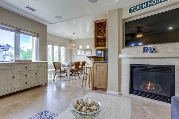 Living Room - 2nd Floor