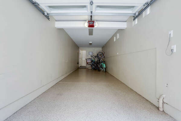 2-Car Tandem Garage