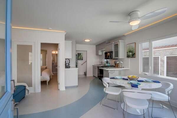 Open Floor Plan in San Diego Vacation Rental.