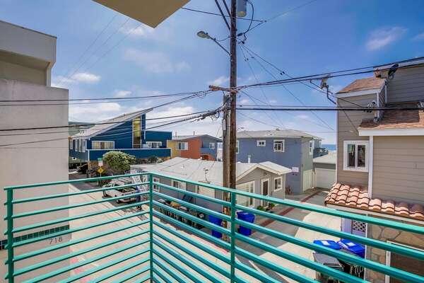 Image of Surrounding Properties From Balcony.