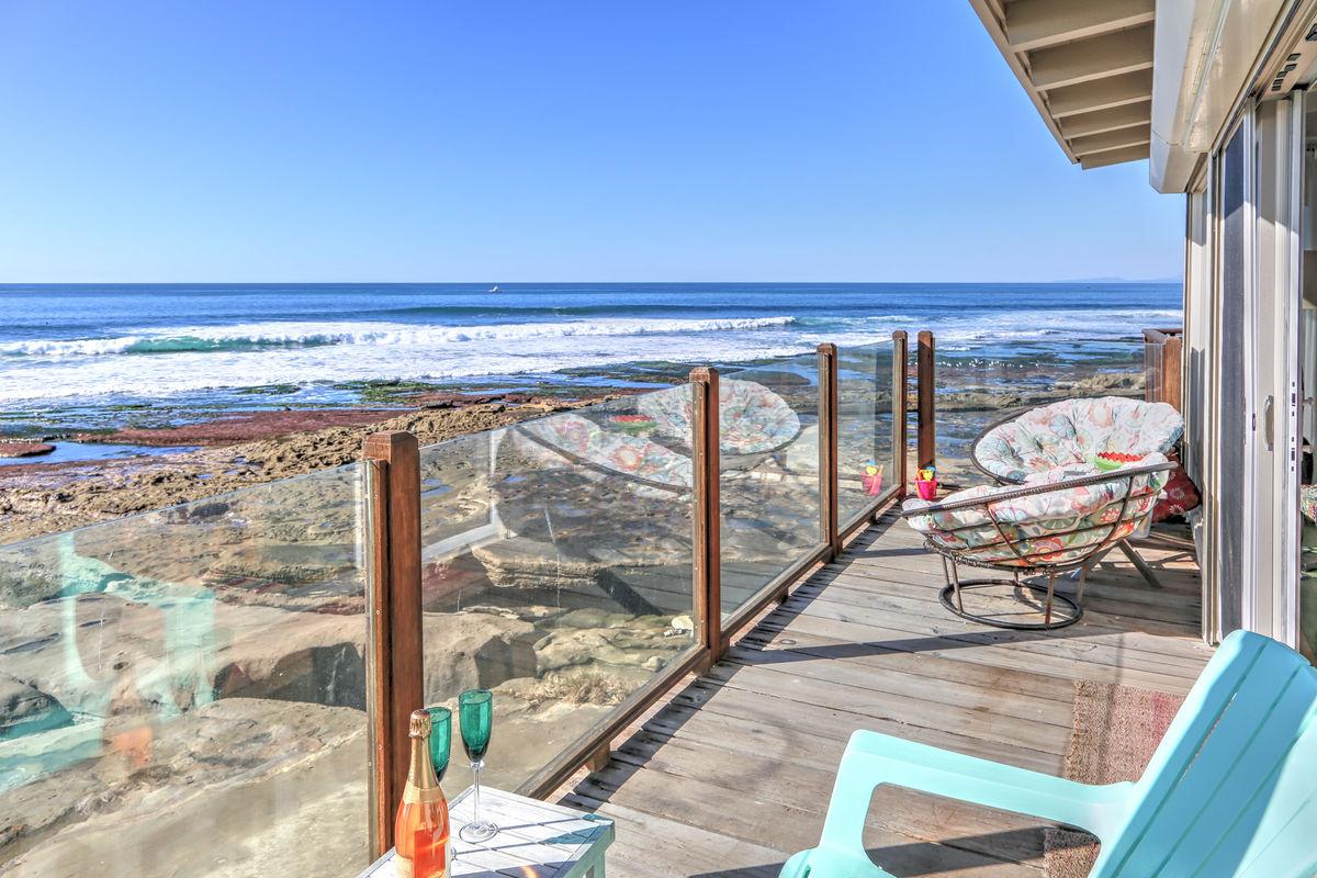 Beach Front Bungalow In La Jolla | Rental Home In La Jolla CA | La Jolla  Vacation