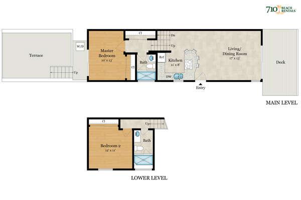 Jersey 2 floor plan