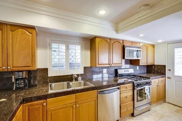 Kitchen - Ground Floor