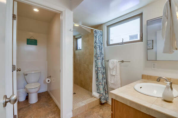 Full Bath, First Floor