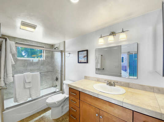 Master En-Suite Bath - Third Floor