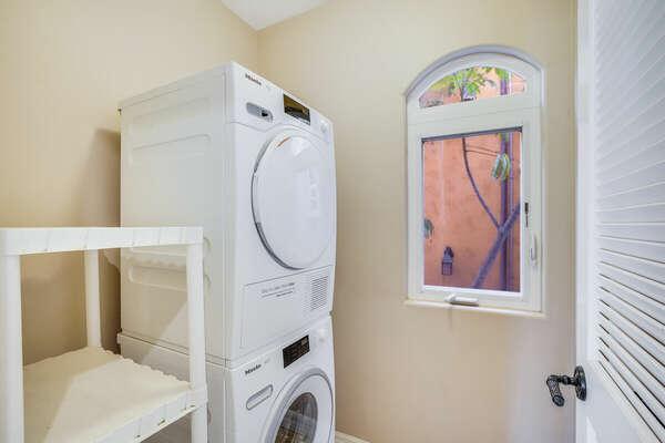 Washer/Dryer - 2nd Floor West