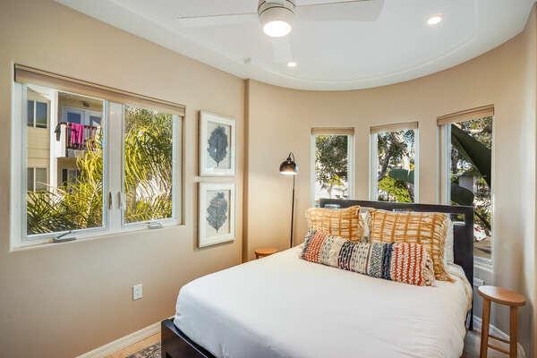 Guest Bedroom w/ Queen - 2nd Floor East