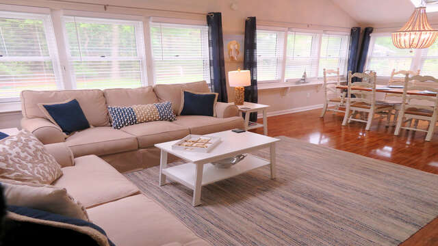 Comfy seating! 13 Carol Lane West Harwich Cape Cod New England Vacation Rentals