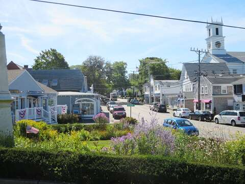Steps into the village where you can shop, eat and play - make sure to download your FREE mobile App through: New England Vacation Rentals for special deals! - Chatham Cape Cod New England Vacation Rentals