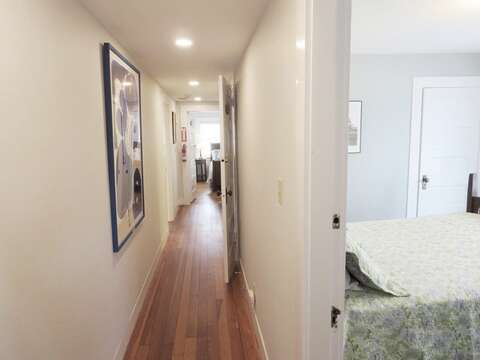 Hallway on 2nd flr -388 Main St-Chatham Cape Cod New England Vacation Rentals