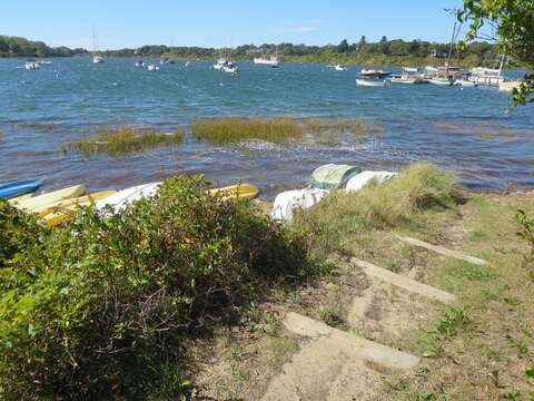 Check out the picturesque view!This is just a short walk from the house! Chatham Cape Cod New England Vacation Rentals