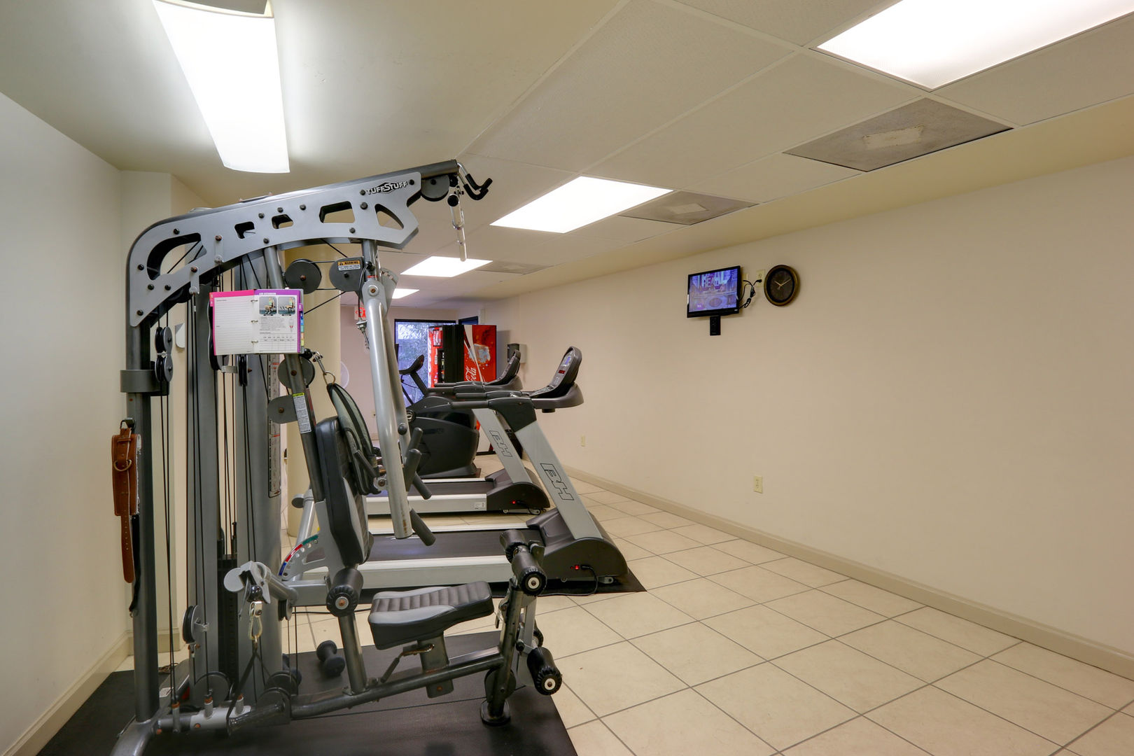Fitness Center at The Palms