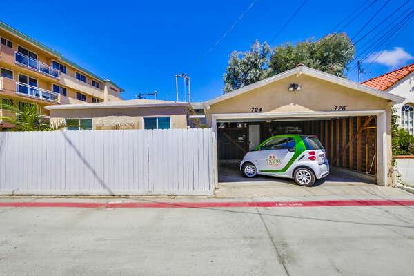 Shared Parking Garage
