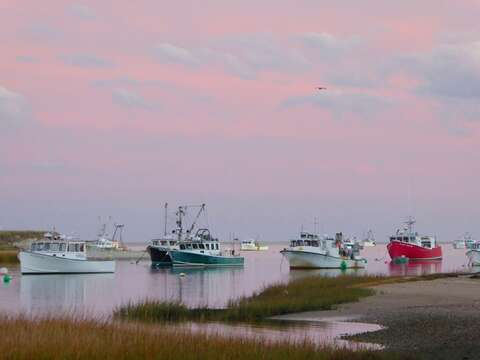 Pleasant Bay just down the road-109 Misty Meadow Lane #1 Chatham Cape Cod New England Vacation Rentals
