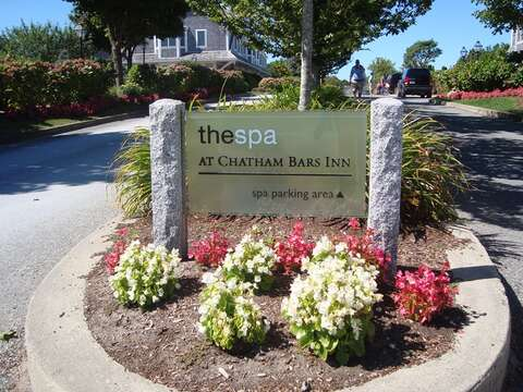 1.5 mile to the Chatham Spa- Open to the public-make an appointment and enjoy the hot tub and pool at the spa! Chatham Cape Cod New England Vacation Rentals