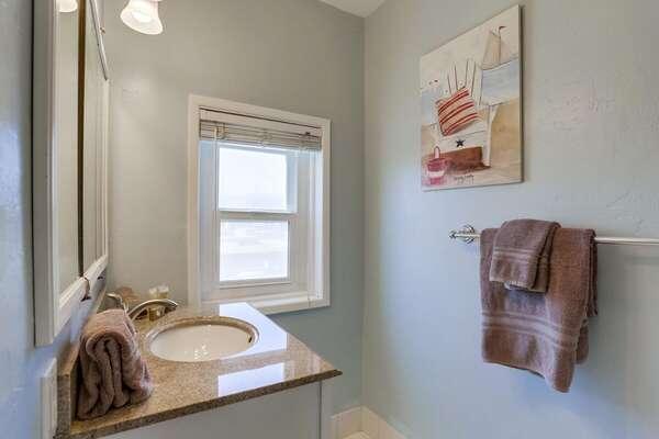 Full Bath, Second Floor