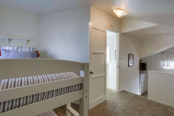 Image of Bedroom With Bunk Bed.