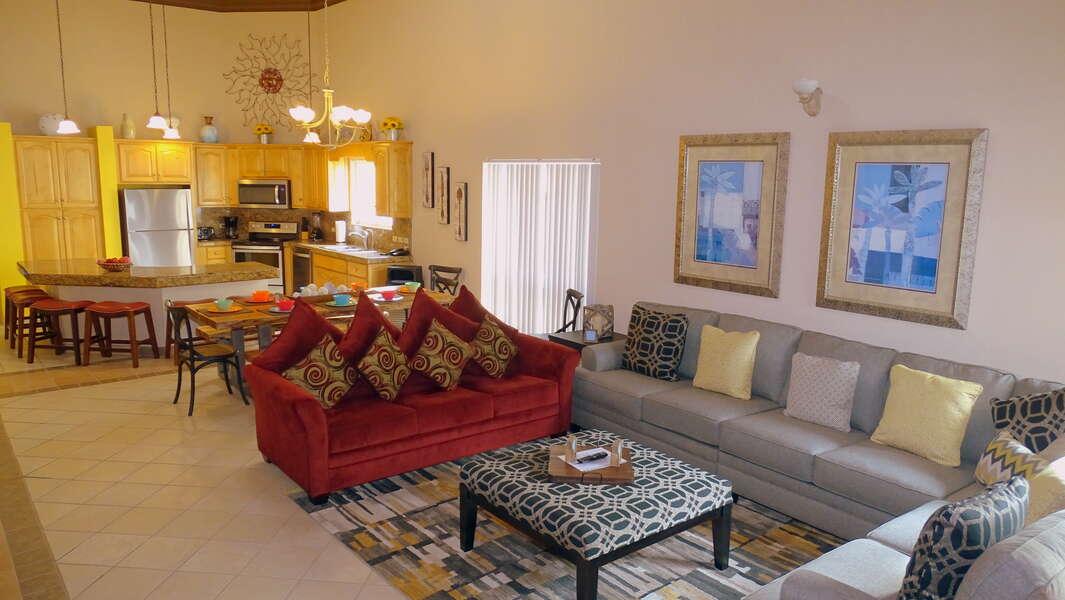 Brand new furniture throughout this Grande Villa 10