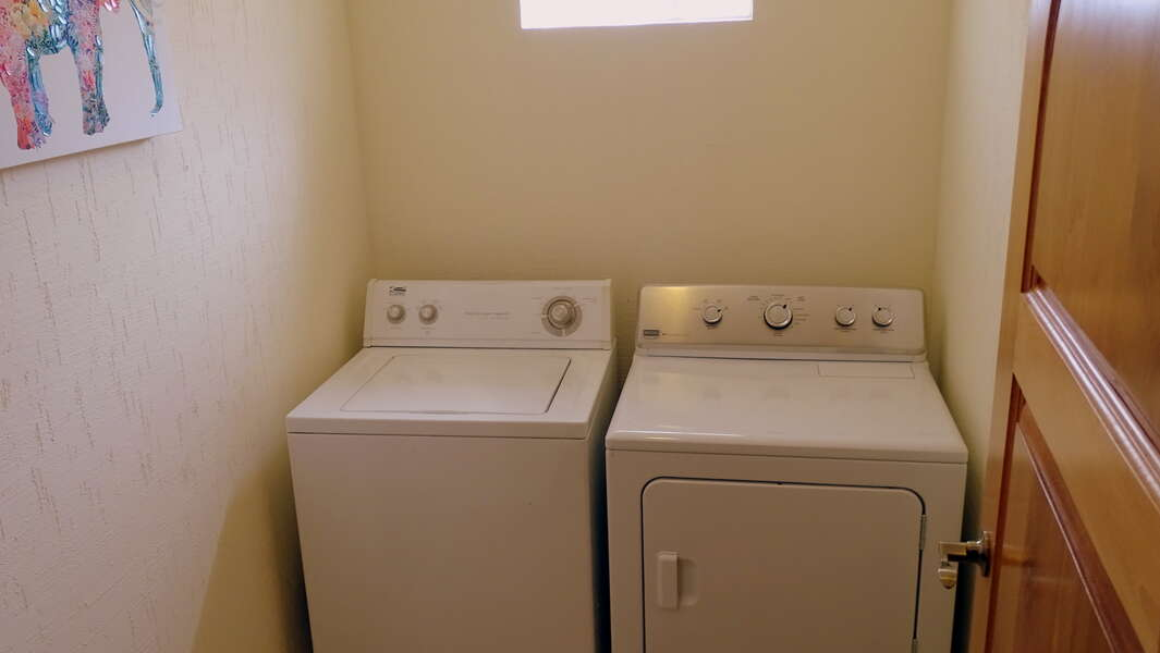 Need to do some laundry? You are set!