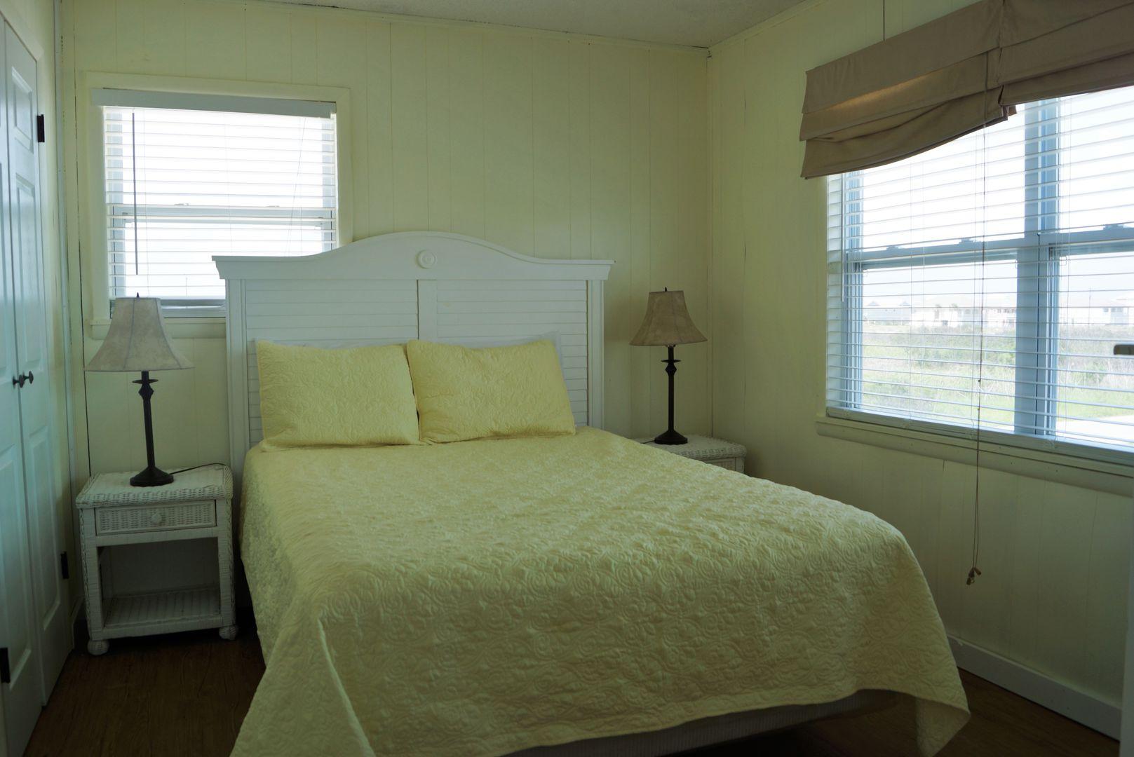 First Queen Bedroom