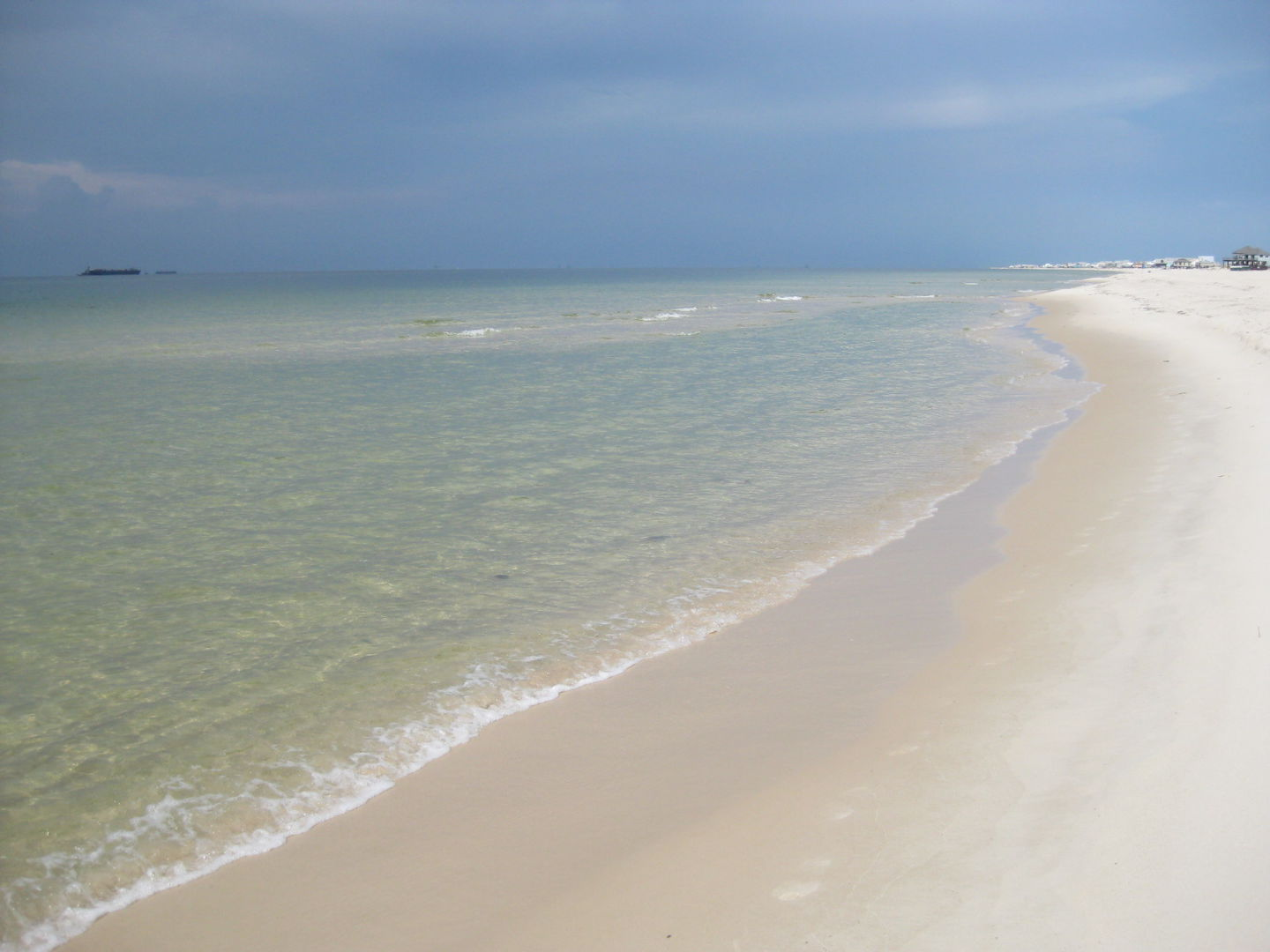 The beautiful white sandy beaches of the Gulf of Mexico just minutes away!!