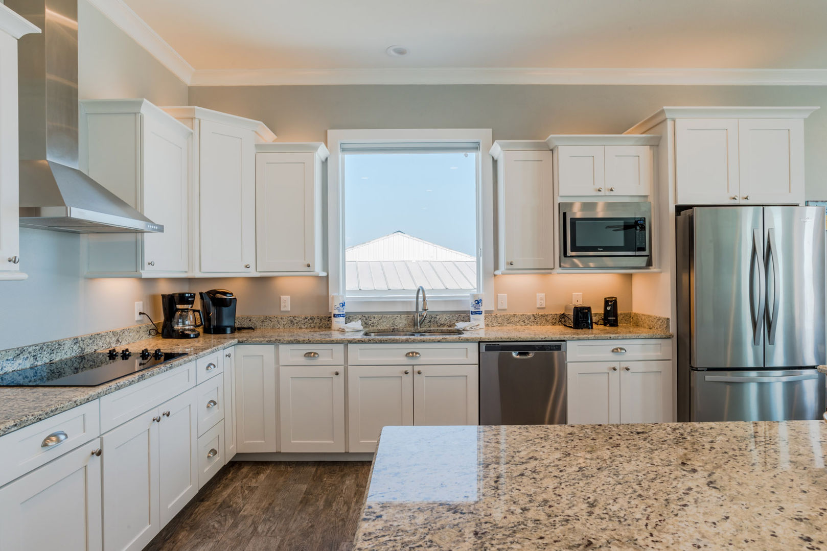 Spacious Kitchen in our Vacation Home in Fort Morgan
