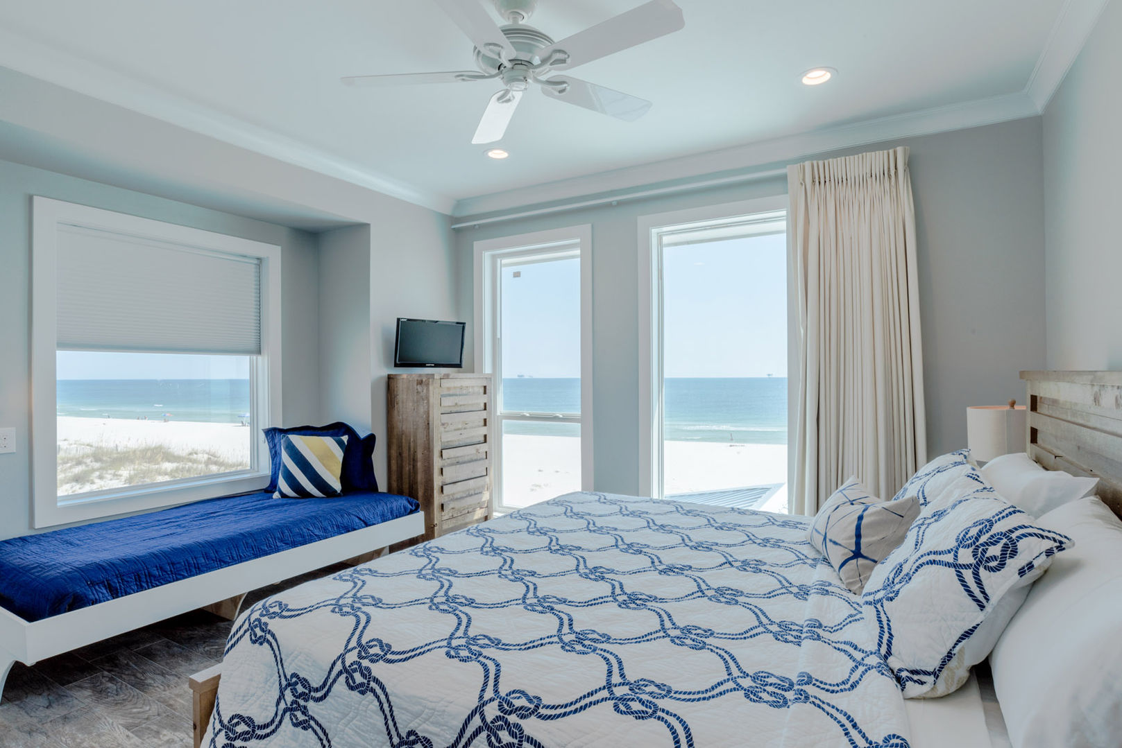 Bedroom 4 Has Fantastic Gulf Views