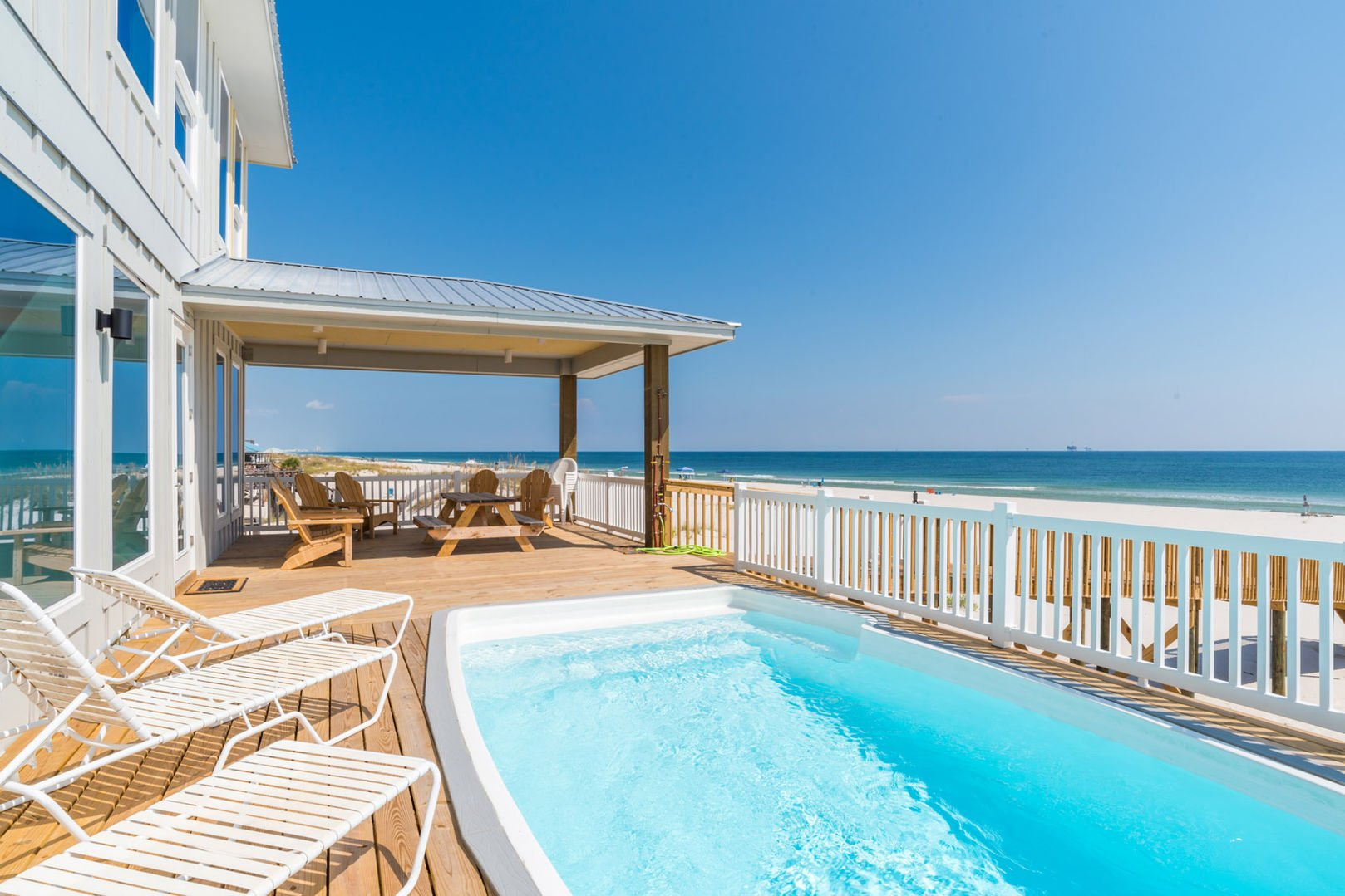 You Will Love the Pool at our Vacation Home in Fort Morgan