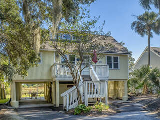 Welcome to 513 Tarpon Pond.  A beautiful 3 bedroom, 3 bath, plus loft cottage!