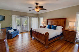 Second Floor Master With King Bed And Private Bath