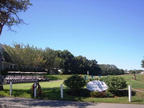 Play a round of golf at the public course right downtown! - Chatham Cape Cod New England Vacation Rentals