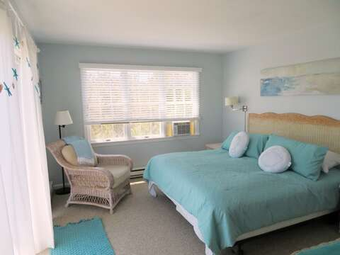 Sit and enjoy your favorite summer read as you wake up to a beautiful sun rise! Also Has A/C- 53 Little Beach Road Chatham Cape Cod New England Vacation Rentals
