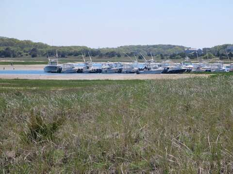 see the beautiful sights of the marina as you stroll the path out to little beach - Chatham Cape Cod New England Vacation Rentals