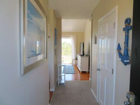 Entry to Starfish Cottage-53 Little Beach Road Chatham Cape Cod New England Vacation Rentals