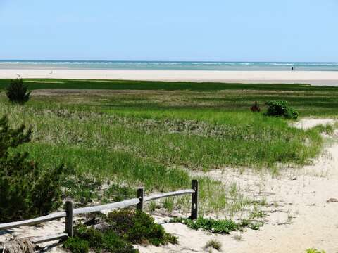 Little Beach - get a clamming permit and dig up your dinner - fresh clams- Cape Cod at it's best!! - 46 Little Beach Road Chatham Cape Cod New England Vacation Rentals