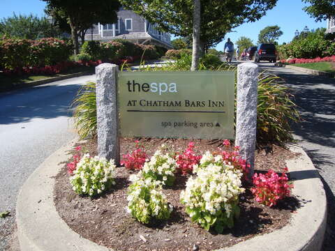 The spa is open to the public- why not get a massage during your stay! - Chatham Cape Cod New England Vacation Rentals
