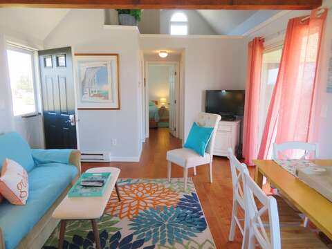 Enter the Seashell BEach Cottage-or stroll down the path to Little beach - 47 Little Beach Road Chatham Cape Cod New England Vacation Rentals